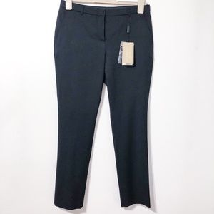 Straight tailored pant